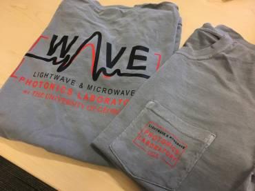WAVE Lab T-shirt